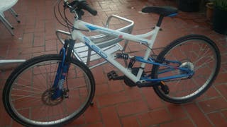 Bicicleta de desdenso