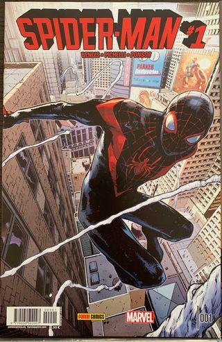Comics Miles Morales: Spider-Man 1-3