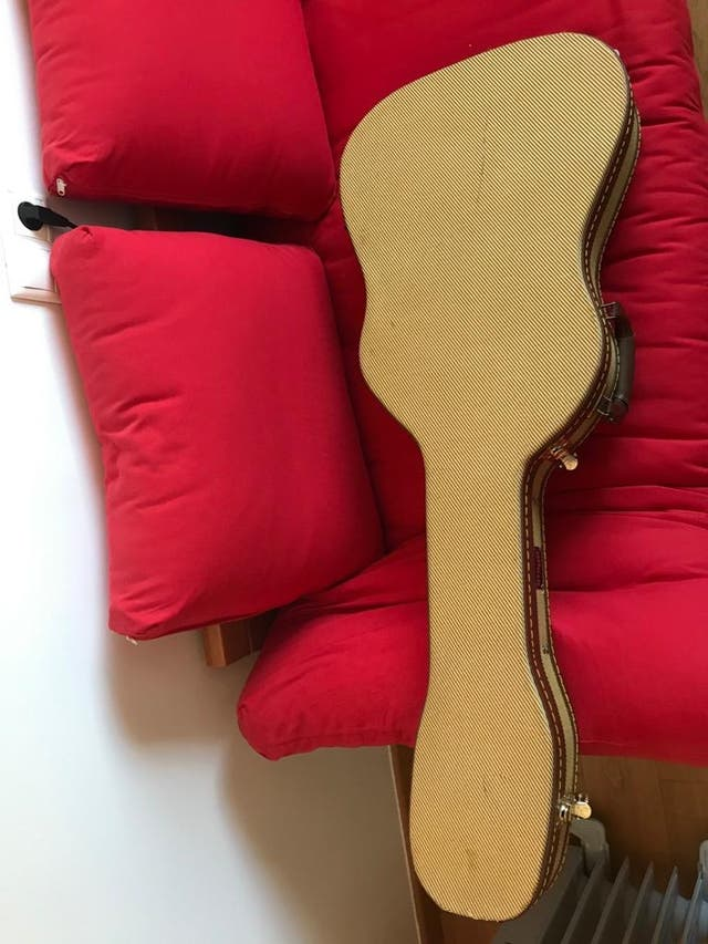 Estuche para Fender Stratocaster, Telecaster y sim