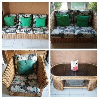 muebles terraza/jardín