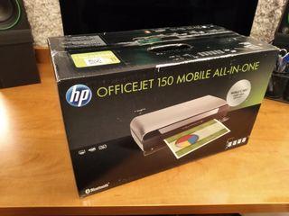 Impresora Portátil NUEVA HP Officejet 150 Mobile