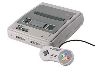 SUPER NINTENDO NES (CD-ROMS)