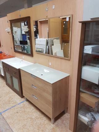 Mueble de baño 100x45 Z003CB