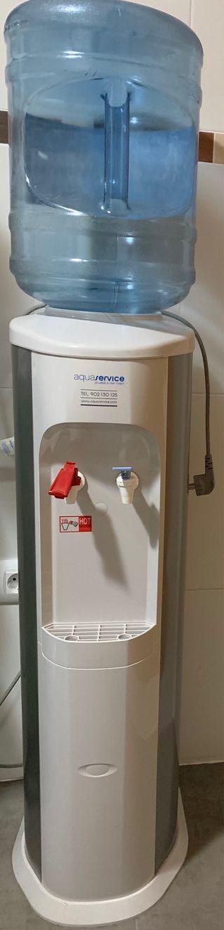 Máquina dispensadora de agua