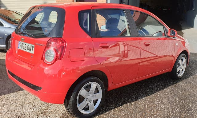 Chevrolet Aveo 1.4 16v 2009