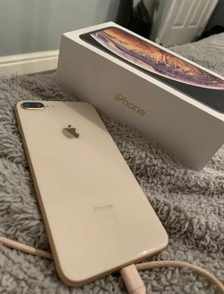 iPhone 8 Plus - 256GB - Unlocked - Gold