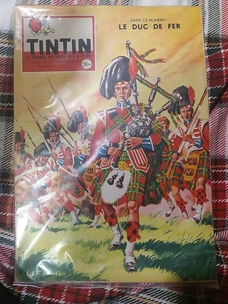 Tintin Le Journal des Jeunes de 7 a 77 Ans Varios