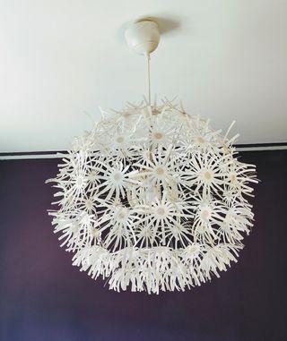 Lámpara dormitorio ikea