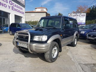 Galloper Exceed 148.000 km
