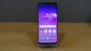 Teléfono Samsung S10 SM-6973F/DS 128GB como nuevo