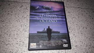 La Leyenda del Pianista en el Oceano DVD