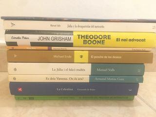 Libros de lectura obligatoria secundaria
