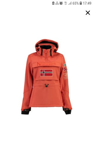 Parka Coral - Geographical Norway