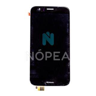 Pantalla Huawei G8 - Blanco/Negro