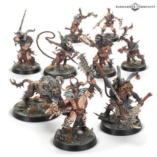 Pack Miniaturas Warhammer Warcry