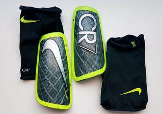 espinilleras fútbol Nike niño CR7