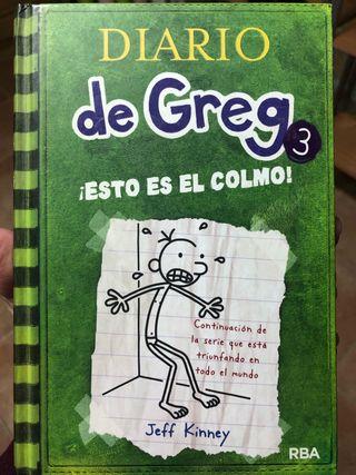 El diario de Greg Vol.3