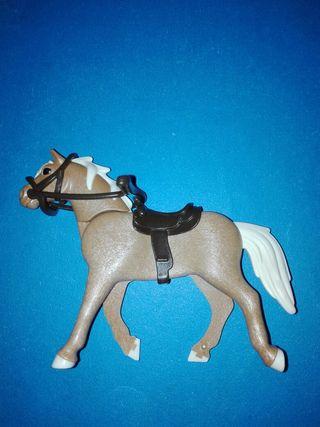 Playmobil caballo tercera generación nuevo oeste
