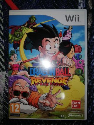 Dragon Ball revenge