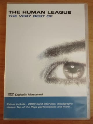 THE HUMAN LEAGUE DVD