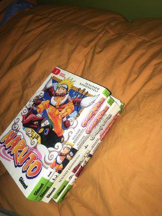 Naruto comics,manga...