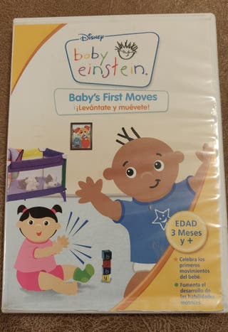 DVD Baby Einstein - Disney