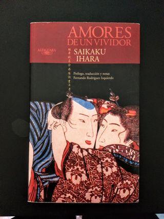 Amores de un vividor, de Saikaku Ihara