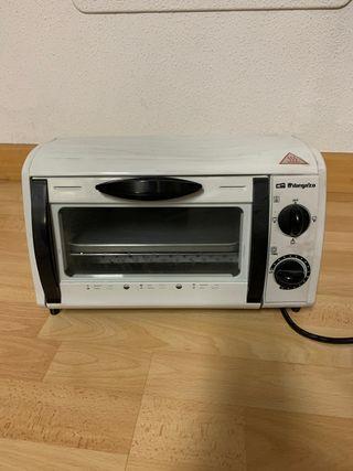 Mini horno tostador Orbegozo