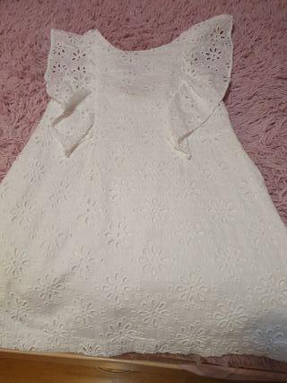 vestido niña talla 11-12
