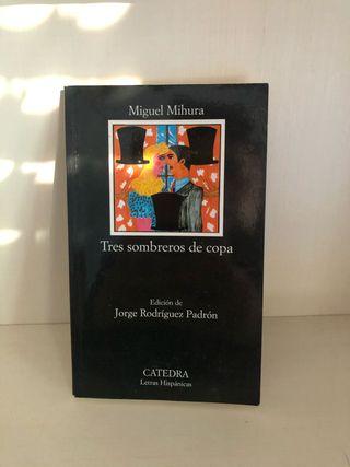 Libro Tres Sombreros de copa