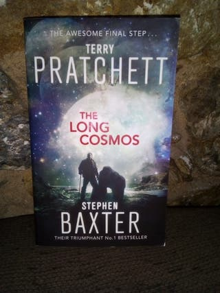 The long cosmos - Terry Pratchett y Stephen Baxter