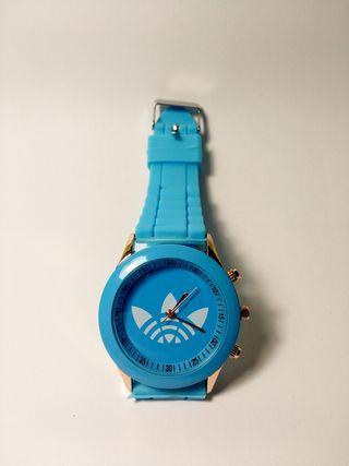 Reloj deportivo Azul