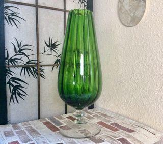 Jarrón gran copa cristal
