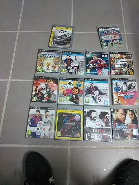JUEGOS PS3 A 3€