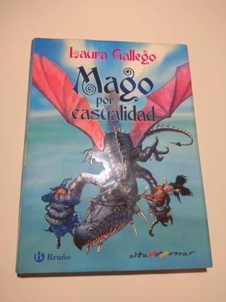 Mago por casualidad - Laura Gallego