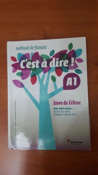 Libro Francés - Nivel A1