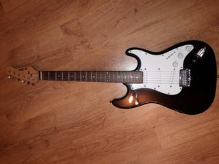 Guitarra eléctrica principiante