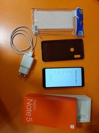 Móvil Xiaomi Redmi Note5