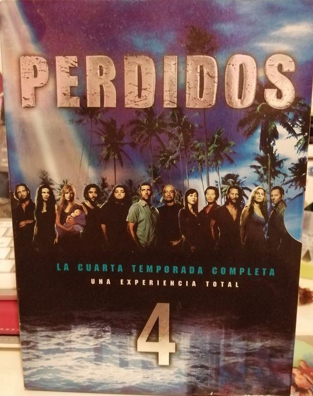 Serie TV Perdidos 4° temporada completa