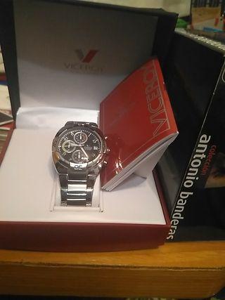 reloj hombre viceroy Antonio Banderas nuevo