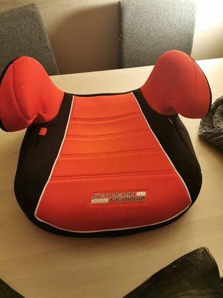 silla niño coche