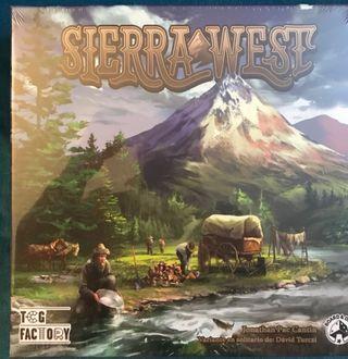 Sierra West - Precintado