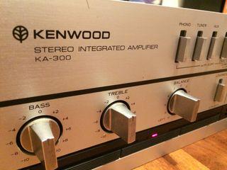 Amplificador KEENWOOD KA-300