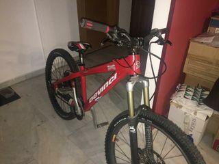 bicicleta devinci