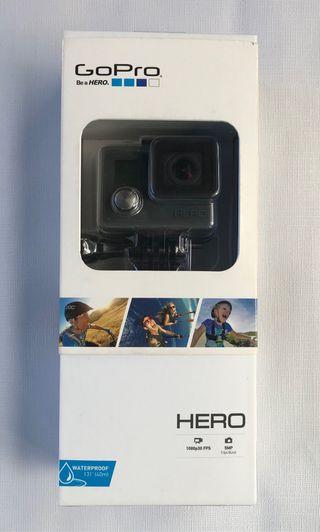 Videocámara GoPro Hero