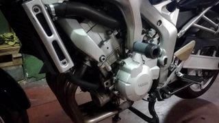 motor Yamaha fz6
