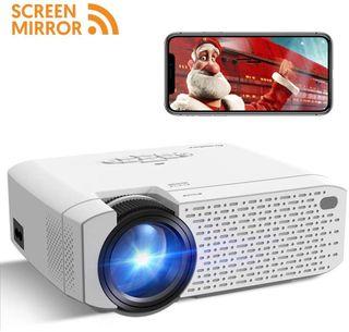 mini proyector Full HD 1080P Inalámbrico Wi-Fi