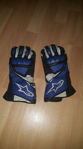 guantes alpinestar