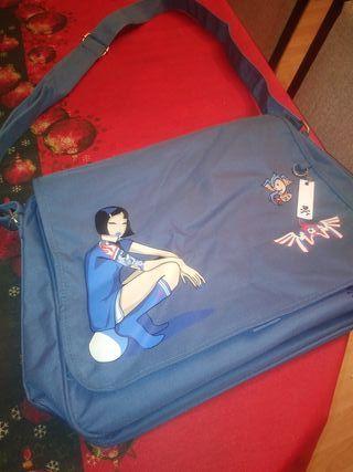 bolso bolsa marca tokidoki con bordado