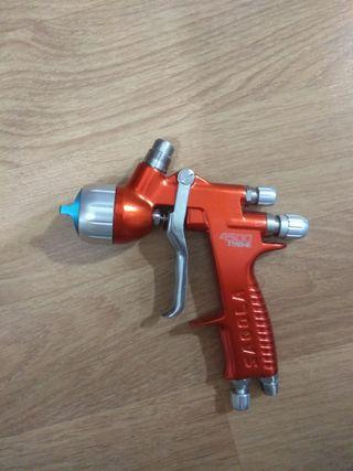 pistola de pintura sagola